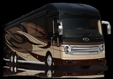 American Coach Rv Luxury Class A Motorhomes American