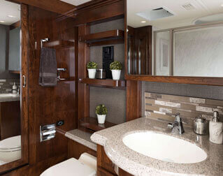 Large Full Bathroom