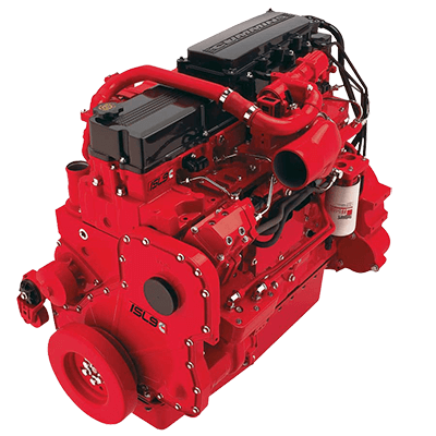 CUMMINS ISL9 450 HP ENGINE