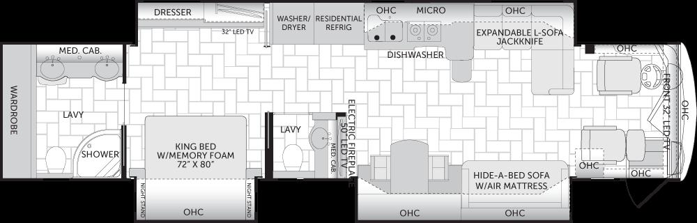 Floorplan 42D
