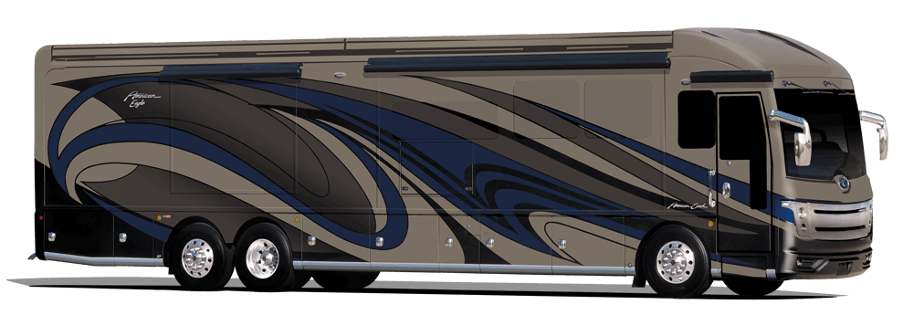 American Eagle RV – American Eagle Motorhomes – American Luxury Icon