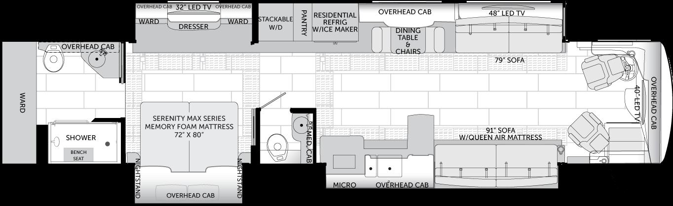 Floorplan 45A
