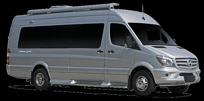American Patriot – Sprinter Camper Van – American Coach