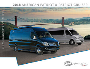 2018 American Patriot Cruiser brochure thumb
