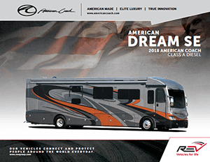 2018 New American Dream SE brochure thumb