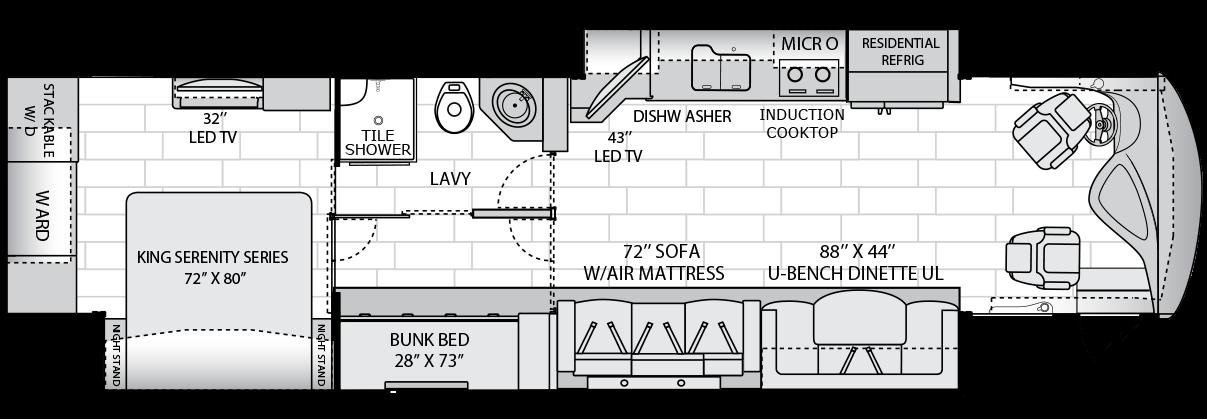 Floorplan 40J