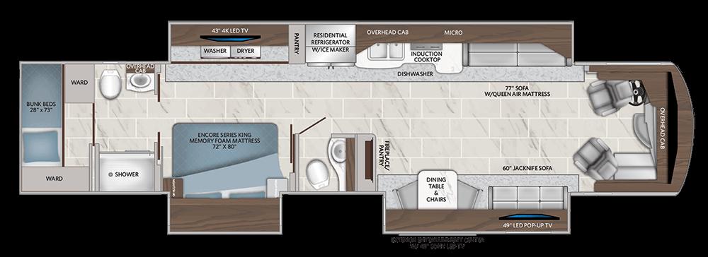 Floorplan 42B
